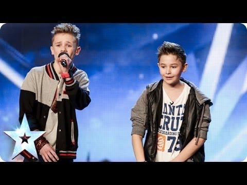 VIDEO: Britain's Got Talent – Väga võimas esitus kahe poisi poolt