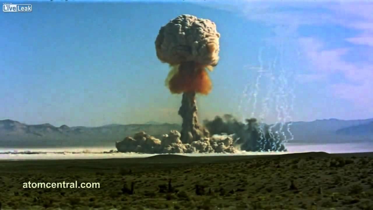 VIDEO: Tuumapommide katsetused. Vaata, mida suudab üks tuumapomm