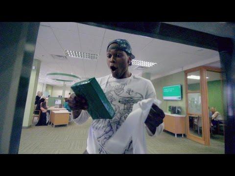 VIDEO: Vahest tuleb ka tänada – vaata, kuidas pank tänab inimesi
