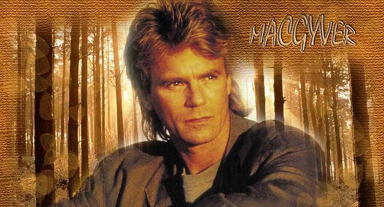 FOTO: Vaata, milline näeb välja MacGyver sarjast