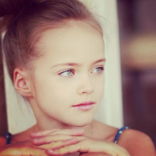 FOTOD: Maailma kõige kenam lapsmodell - Kristina Pimenova
