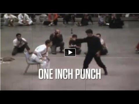 VIDEO: Hämmastav ühe tolli löök