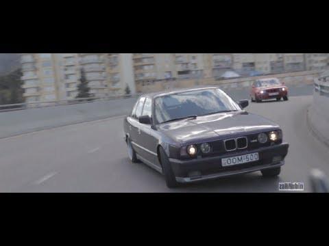 VIDEO: Kahe BMW hullumeelne kihutamine linnas