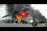 VIDEO: 10 kohutavat lennuõnnetust, mis on jäädvustatud kaameraga
