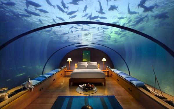 20 hotelli, kuhu sa kindlasti oma elu jooksul tahaksid minna
