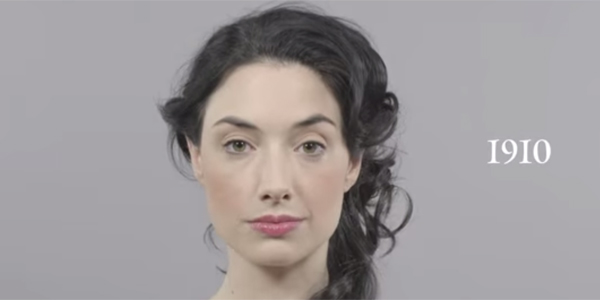 FOTOD: Vaata, kuidas on naiste välimus muutunud 100 aastaga
