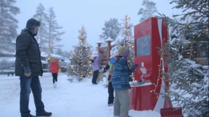 VIDEO: Coca-Cola jagab valgeid jõule