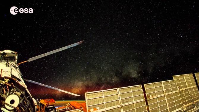 VIDEO: Vaata, kui võimas näeb maa välja kosmosejaama pardalt