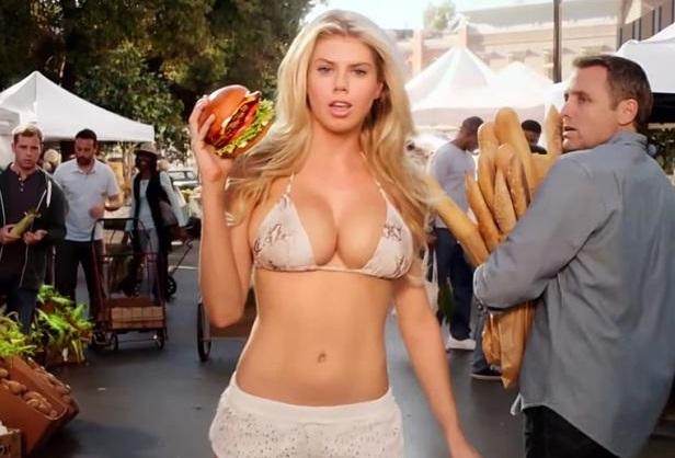 FOTOD: Saame tuttavaks, mina olen Charlotte McKinney - mulle meeldivad burgerid