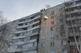 EKSTREEMNE VIDEO: Vene noormees paneb ennast põlema ja hüppab 9 korruse katuselt alla
