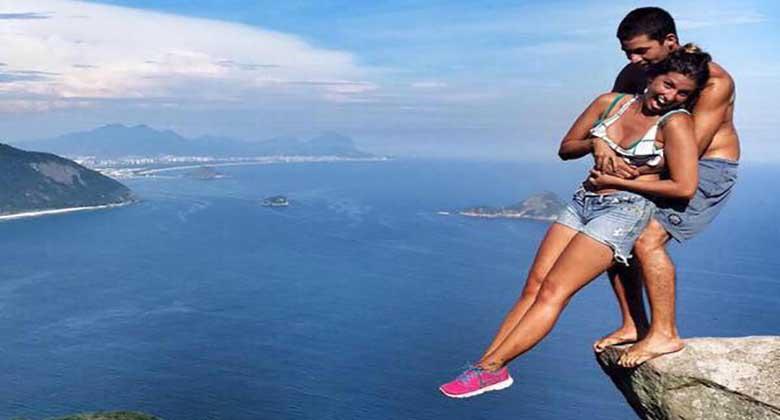 FOTOD: Kui kardad kõrgust siis ära vaata - hullumeelsed fotod kõrgustes olevatest inimestest