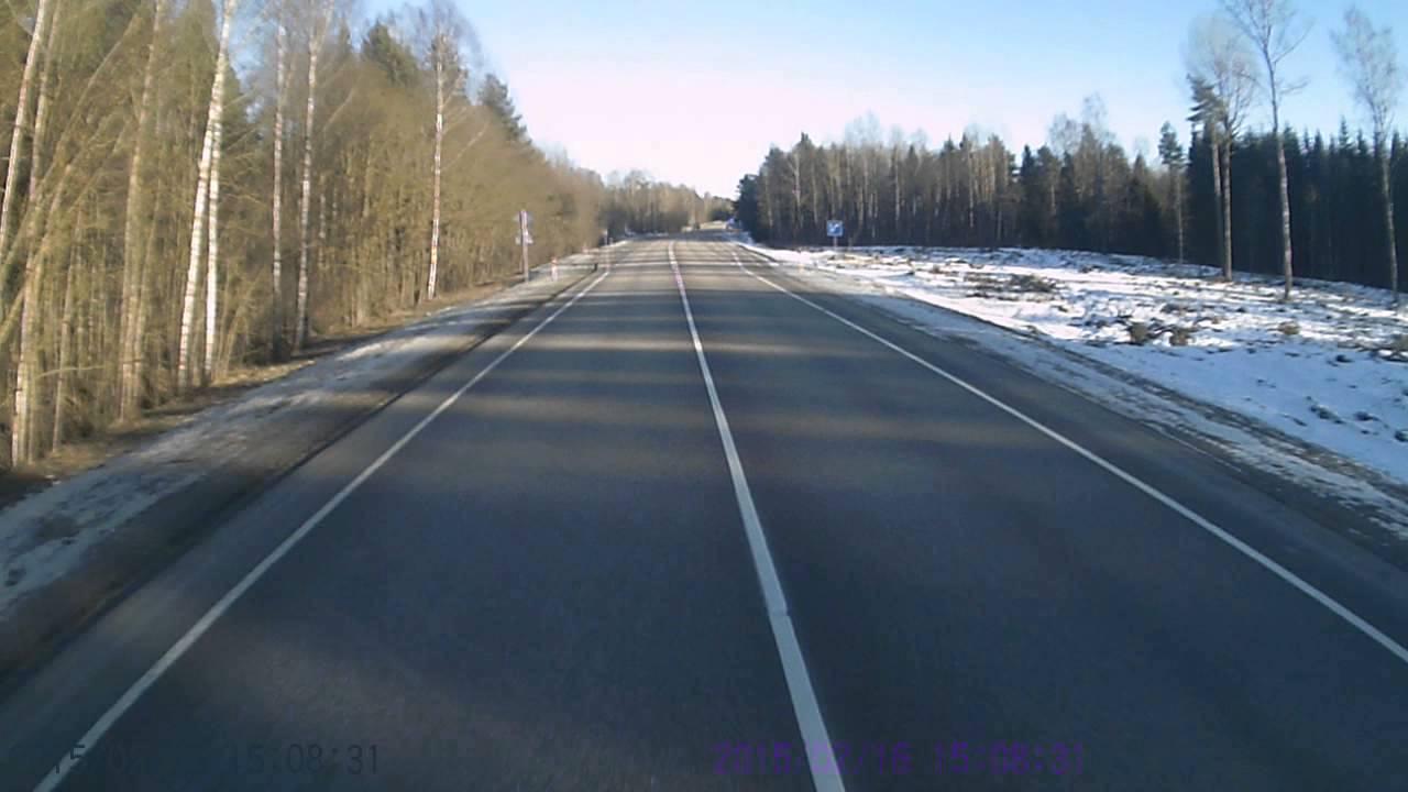 VIDEO: Eesti politsei äpardunud möödasõit - keegi võib teist sünnipäeva tähistada