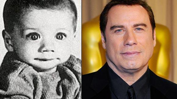 FOTOD: Vaata, millised nägid välja kuulsused, kui nad olid veel väiksed lapsed