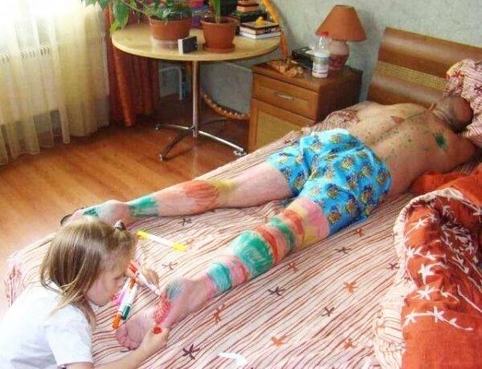 FOTOD: Need olukorrad lastega panevad kindlasti kõiki lapsevanemaid mõtlema...