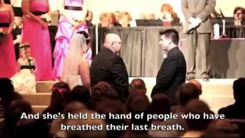 LIIGUTAV VIDEO: Pruudi isa teeb parima kõne, mida tütre pulmas teha võiks