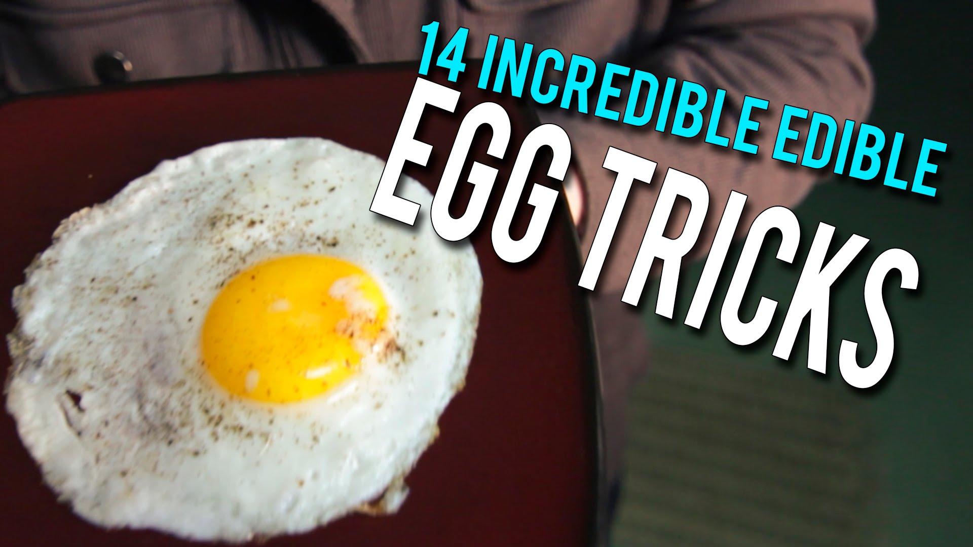 VIDEO: 14 kasulikku trikki munadega - hädavajalikud nipid, kui sulle meeldivad kanamunad