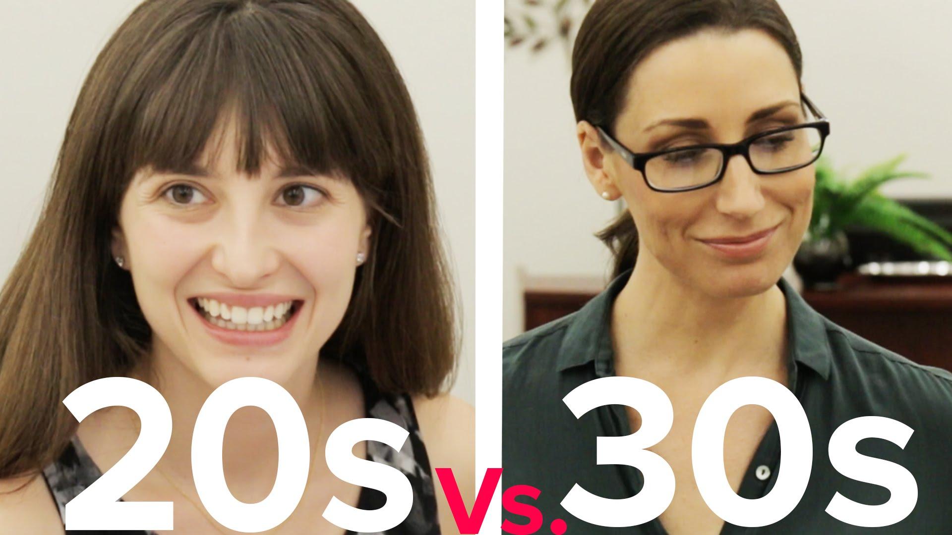 VIDEO: Kohtingu erinevus 20ndates vs 30ndates eluaastates inimestega