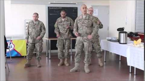 VIDEO: USA kaitseväelased tegid kasarmuköögis kokatädidele laheda üllatuse