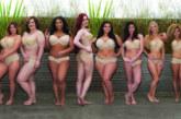 FOTOD: Pesufirma Curvy Kate vastupidiselt Victoria's Secretile kasutab reklaamis ka tavalisi naisi