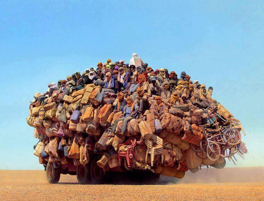 FOTOD: Kõige suuremate koormatega sõidukid maailmas