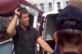 VIDEO: Eesti kukeseene müüja Soomes politseid peksmas