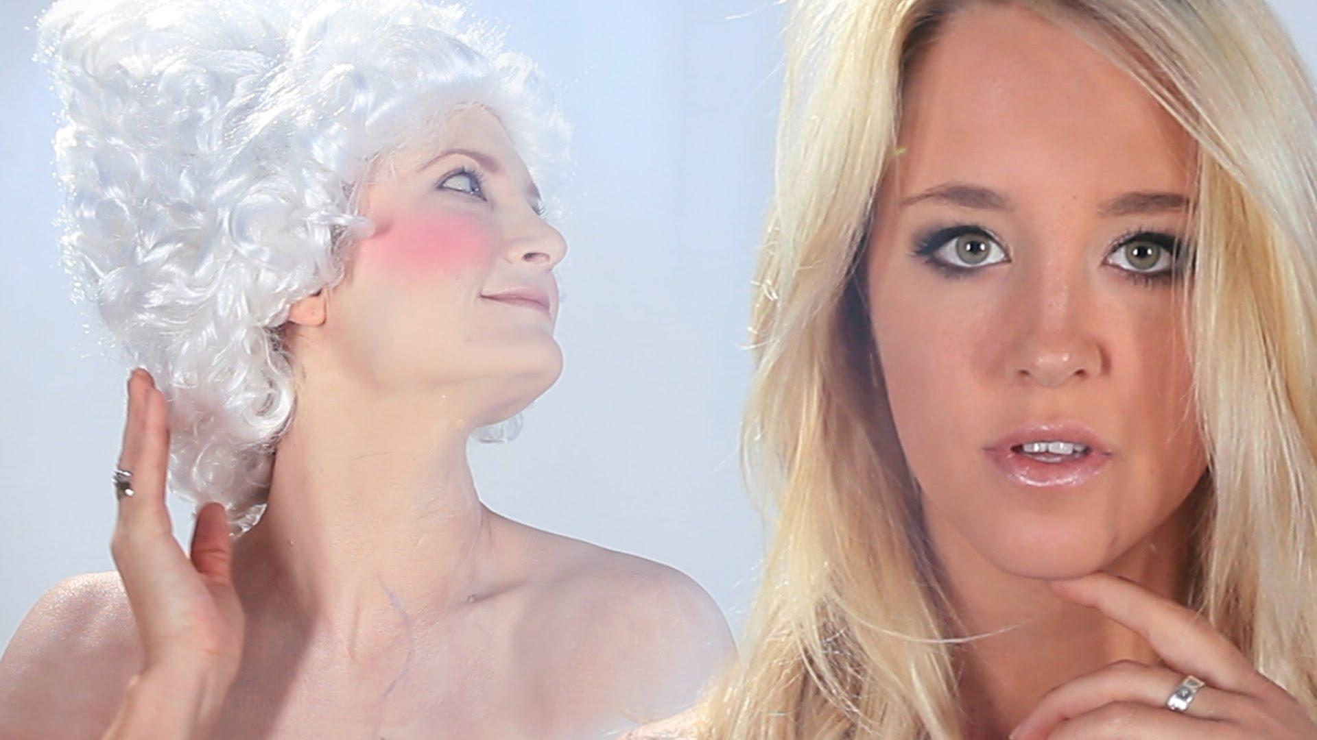 VIDEO: Naiste make-up läbi sajandite