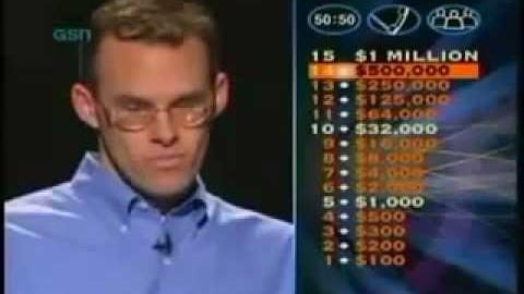 VIDEO: USKUMATU - vaata, kuidas mees võidab miljonimängus külma rahuga miljoni
