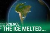 VIDEO: Vaata, mis juhtub Eestiga, kui kogu jää Maal ära sulab