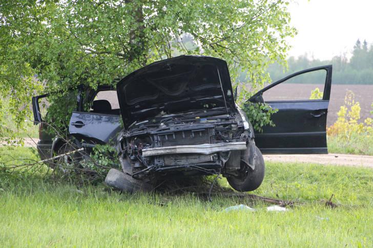 FOTOD: Pärnumaal toimus üliraske avarii