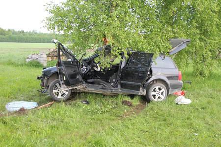 Passat avariis