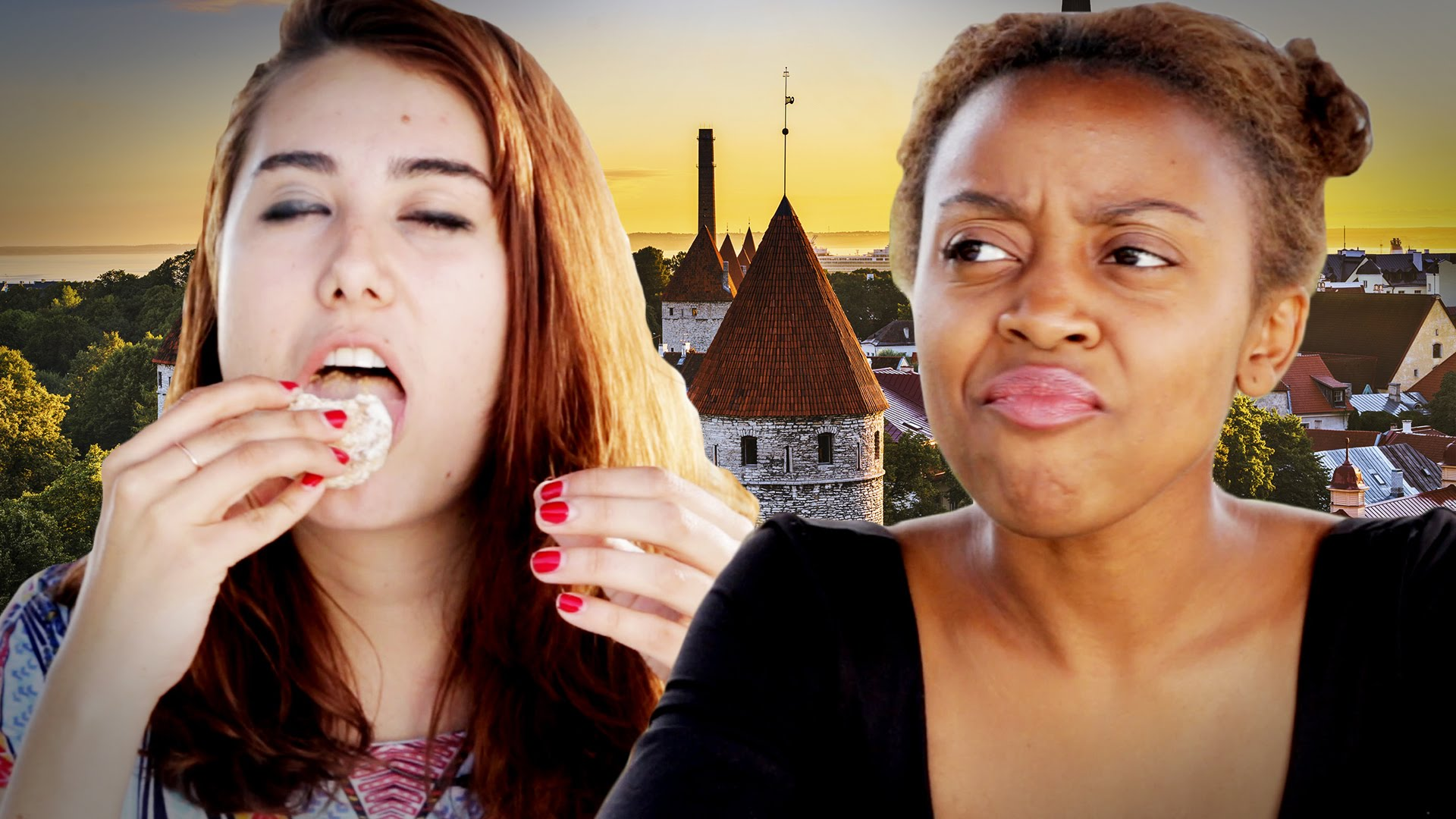 VIDEO: Ameeriklased proovivad Eesti maiustusi