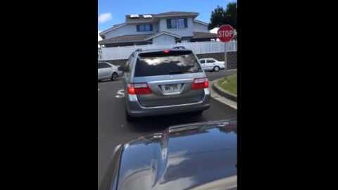 VIDEO: Liiklusvägivald - sellelt naiselt peaks küll kuidagi õhku välja laskma