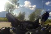 VIDEO: Mootorrattur kihutab Rakveres ja selle lähistel üle 300 km/h tunnis