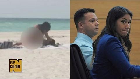 VIDEO: Paar seksis rannaliival - ei hoolitud ka sellest, kui pealtvaatajateks olid pered