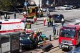 VIDEO: Vaata Tallinna suuravarii turvakaamera jäädvustust