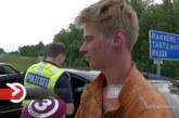 VIDEO: Roolijoodik sai sõprade käest füüsilise noomituse