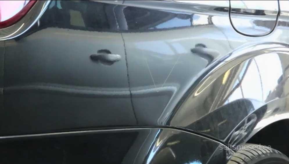 VIDEO: Haapsalus tegutsev sarikraapija on roppustega rikkunud üle 40 auto