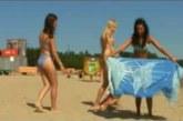 VIDEO: Vaata, mida need 3 tüdrukut rannas teha soovitavad