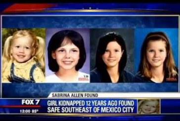 VIDEO: Isa ei andnud alla – 12 aastat tagasi röövitud tüdruk leiti üles