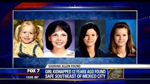VIDEO: Isa ei andnud alla - 12 aastat tagasi röövitud tüdruk leiti üles