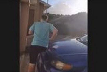 VIDEO: Mees tabas töölt koju tulles oma naise vannitoast teise mehega