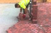 VIDEO: Uskumatu kiirus – vaata, kui kiiresti see mees tänavakive paigaldab