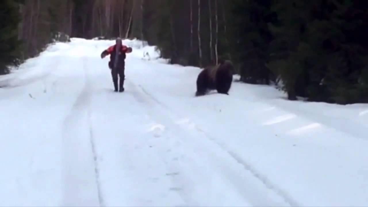 VIDEO: Vaata, kuidas ründavat karu hirmutada