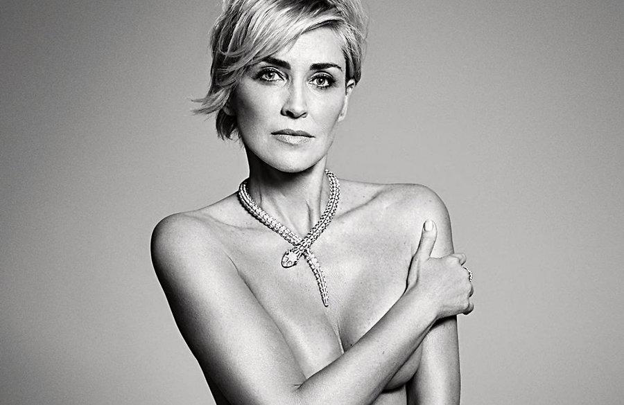 FOTOD: Uskumatu keha - 60-aastase Sharon Stone'i aktifotod
