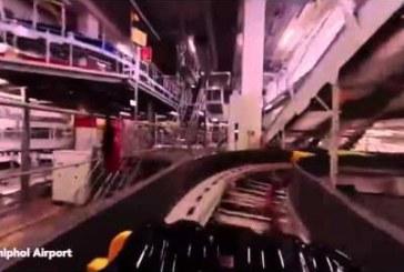 VIDEO: Vaata, mis juhtub su reisikohvriga lennujaamas, kui oled selle ära andnud