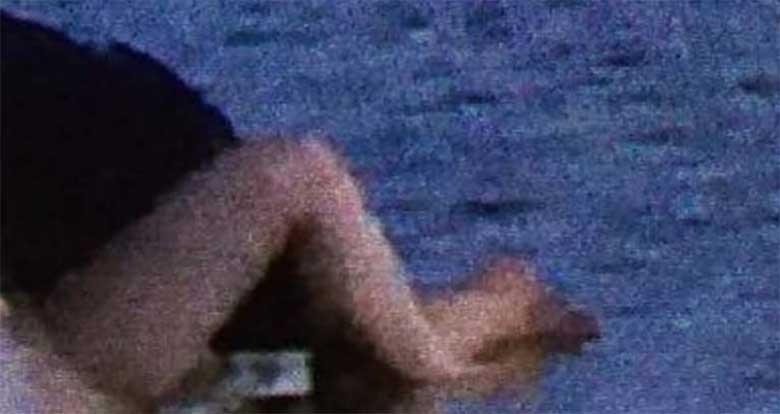 FOTOD: Jäid vahele! Vaata, kuidas paar Weekend festivalil rannavees kurameerivad
