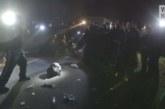 VIDEO: Metsistunud pagulased võitlevad politseiga, et üle piiri saada