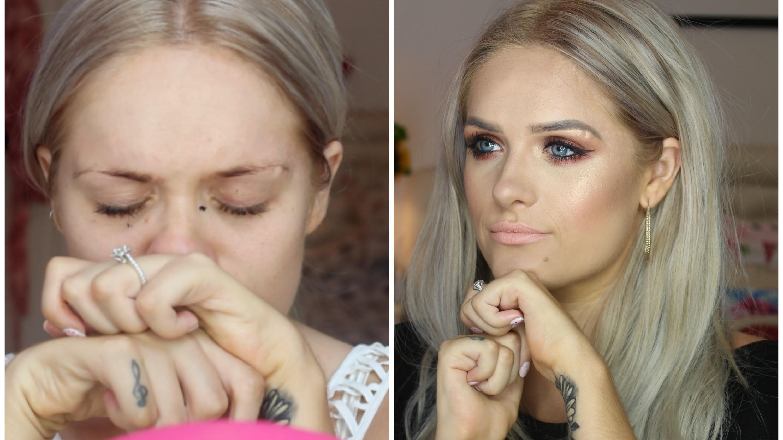 VIDEO: Vaata, kuidas halvatud naine endale ise meiki teeb - kõik on võimalik