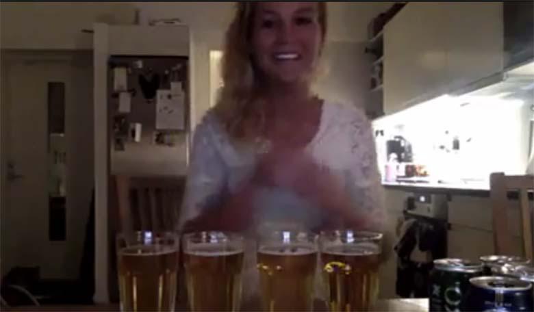 VIDEO: Kas Eestis ka sellele kenale neiule mõni naisvastane leidub? Ilmselt mitte...