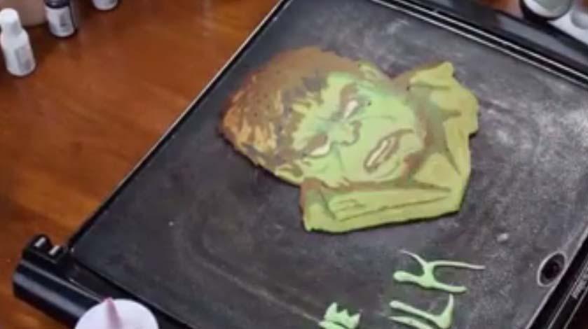 VIDEO: Vaata, kuidas selliseid pannkooke küpsetada